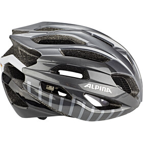 Alpina Fedaia Cykelhjelm, titanium-black